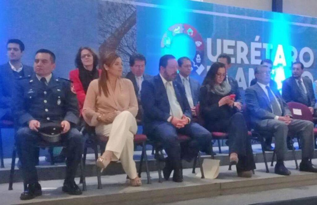Inauguran Foro Intergremial Querétaro Planeado